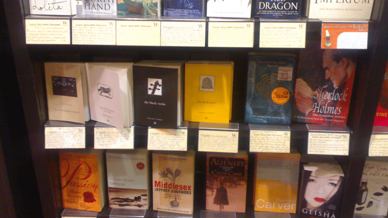 how-waterstones-target-their-ideal-customer