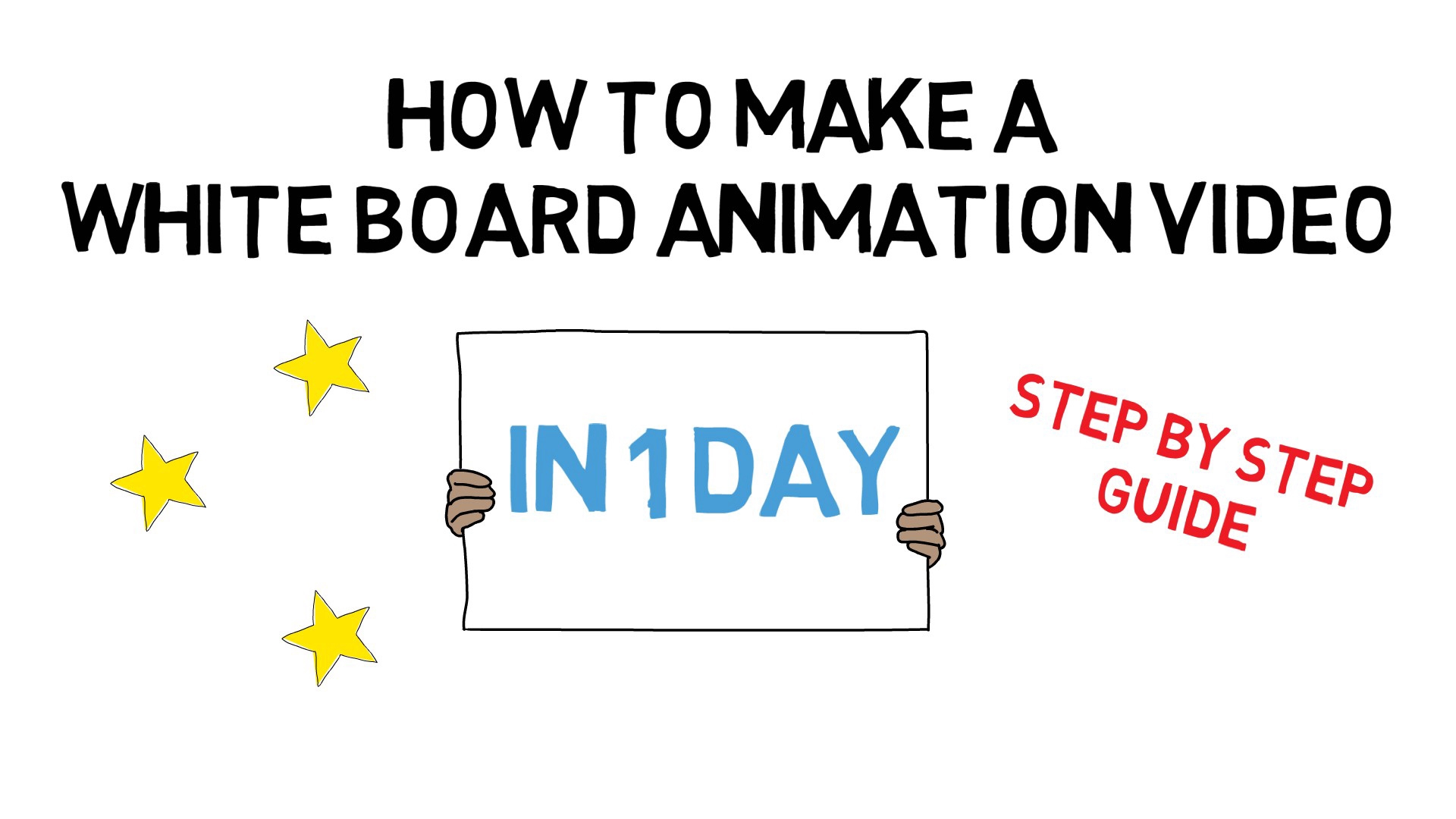 how-to-make-a-whiteboard-animation-video