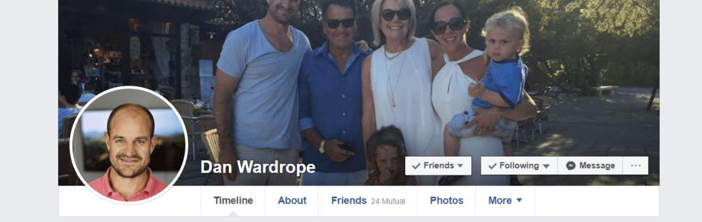 dan wardrope facebook